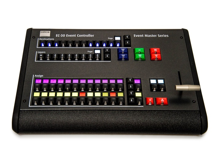 Barco EC-30 Small event controller