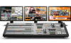 Blackmagic Atem 2 with ATEM 2 M/E Broadcast Panel