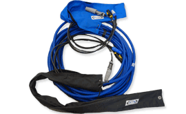 Hybrid (Blue) Fibre