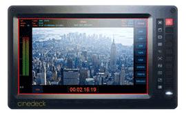 Cinedeck EX Recorder