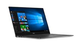 Dell XPS 15 4K Touchscreen Laptop