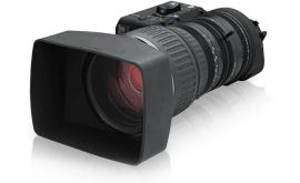 Canon HJ40 x 14B Lens